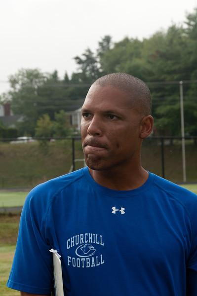 Coach Joe Allen