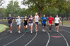 Track team standouts Luke Shannon, Dora Dmitriev, Ping Ni, Caroline Su, Will Conway, Matt Kogan, Sushen Thiyagarajan, and Alex Blum
