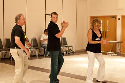 Israeli Dancing 2011