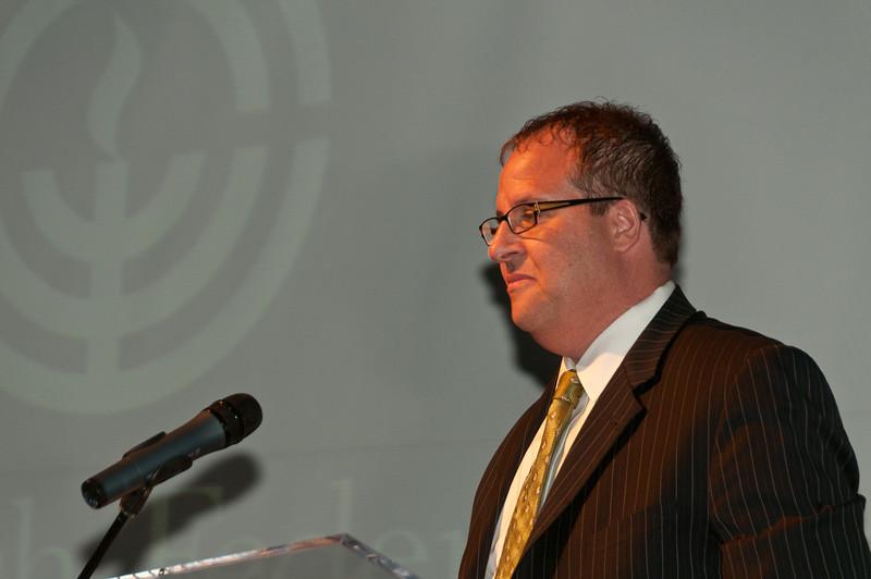 Stuart Kurlander, incoming President of the Federation