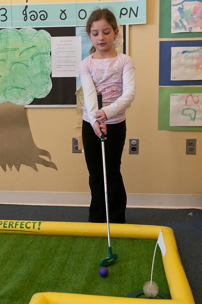 Allison Udler, 6 years old.
