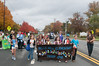 Potomac Day parade: Brownie Troop 4741