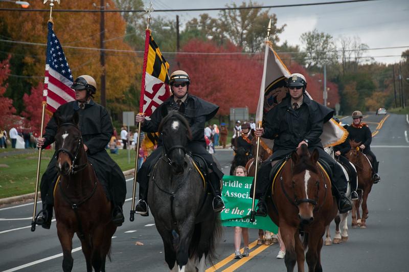 Park Police at Potomac Day 2009