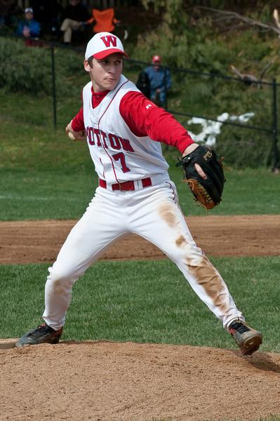 Max Simon, pitcher