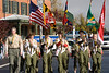 Potomac Day -- Scouts March in the parade