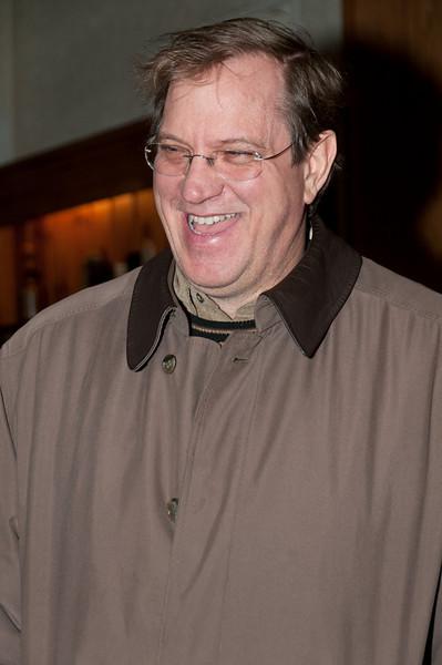 Chip Marsh, owner of  Just Right Haqndyman, LLC