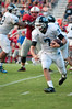 Michael Flack, Whitman QB