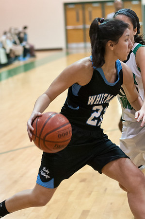 Whitman girls BBall 120120