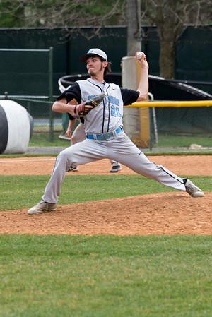 Whitman Baseball 4-14-14
