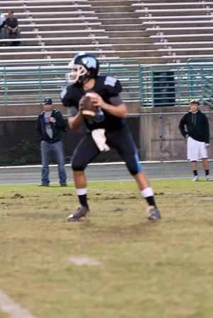 Whitman Football 10-16-14