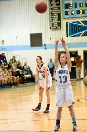 Whitman Girls Playoff
