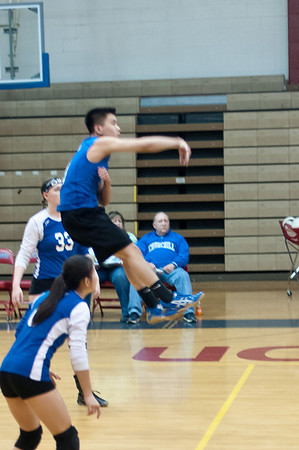 Wootton-Churchill Co-ed Volleyball