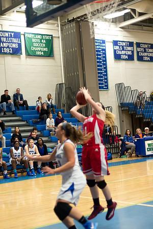 Wootton-Churchill Girls Basketball