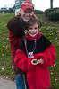 Jenny Warren and 7 1/2 year old Hailey Warren