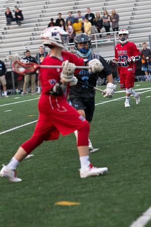 Wootton-Whitman Lacrosse