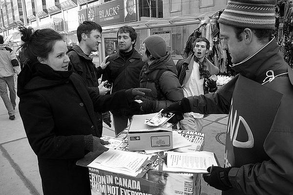 Humanize Toronto: End Homelessness Campaign