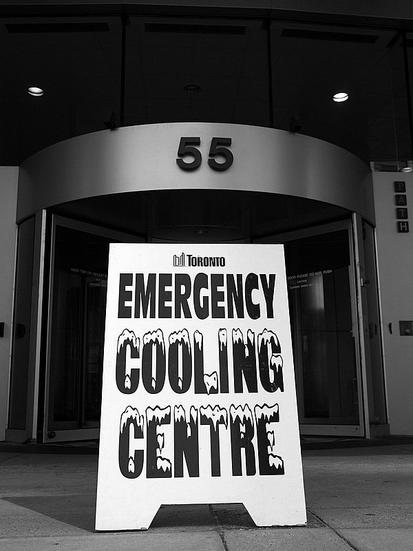 Metro Hall Cooling Centre