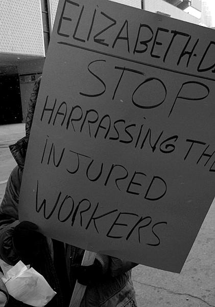 OCAP Metropolitan Hotel Workers' Rally