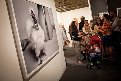 Art Basel Miami Beach 2011, Dec 1-5.