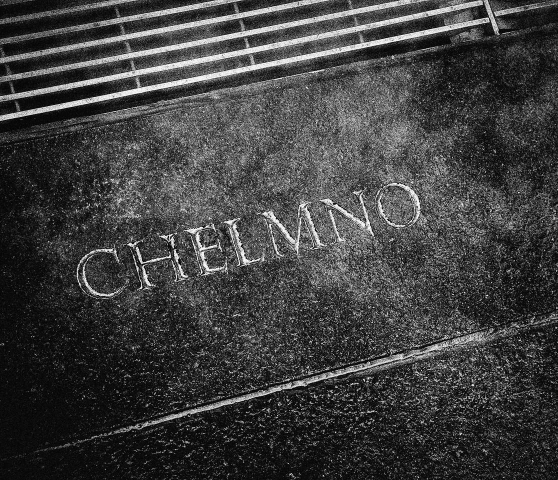 Remembering Chelmno at the NE Holocaust Memorial