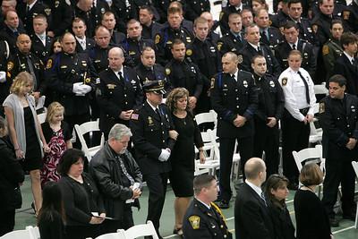 Funeral for Officer Jim Kerstetter