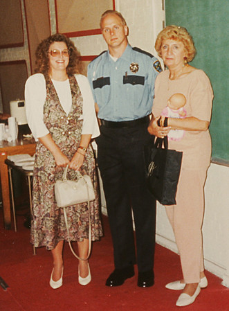 Officer Jim Kerstetter's family talks about him