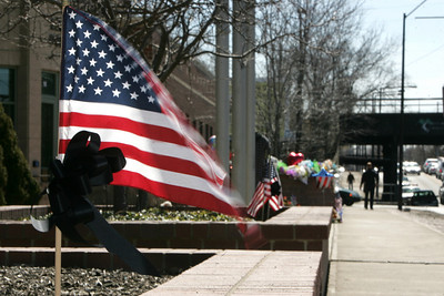 Officer Jim Kerstetter Memorial continues to grow