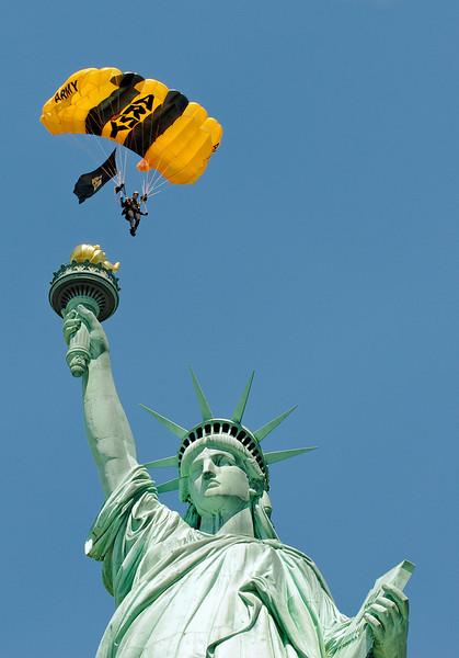 Liberty Island, NY USA 2009