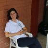 Coraline en la visita de Michel Forst en buenaventura
