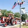 Senoia Georgia Memorial Day Ceremony and Parade