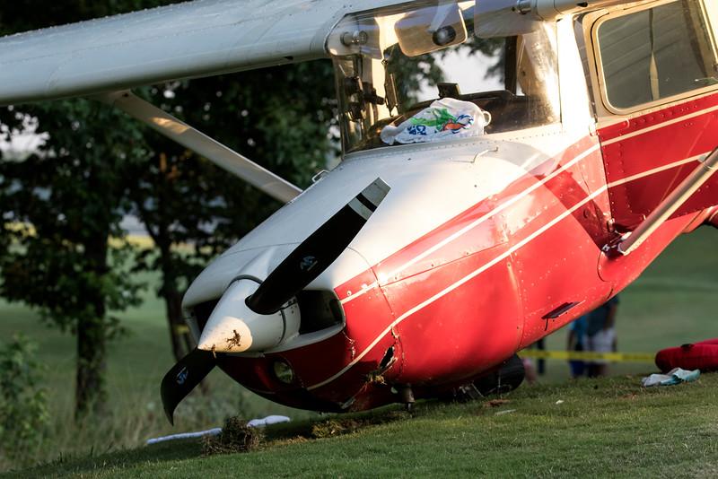 Peachtree City Airplane Crash