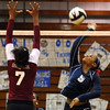 Lorain vs. Maple Heights volleyball :