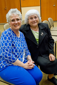 Rosemarie discovered Kathleen Spreen and invited her to speak!