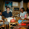 Madagascar 2003<br /> <br /> Padre Pedro in the village he built for the poor people<br /> <br /> ©Didier BAVEREL