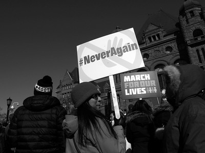 March for Our Lives - Toronto