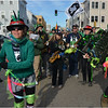 St. Patrick's Peace Parade in South Boston. 2013.