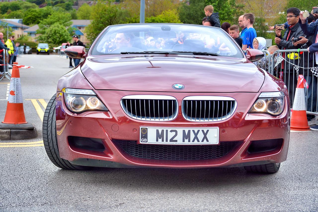 BMW M6 E64