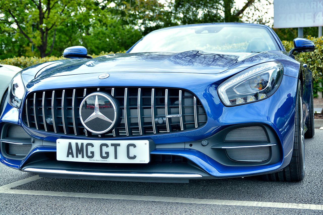 Mercedes-AMG GT Cpupe