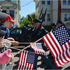 Parade passes along St. Brendan Street.