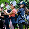 Members of the Thomas J. Kenny Elementary School Marching Band.