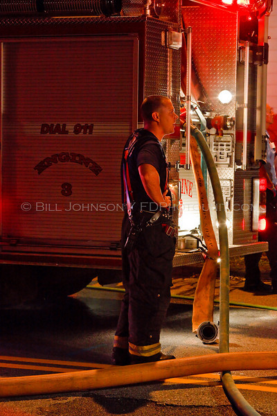 City of Poughkeepsie FD - Structure Fire #18 Hooker Ave and PIAA Church St @ Jefferson St. - 9/04/09