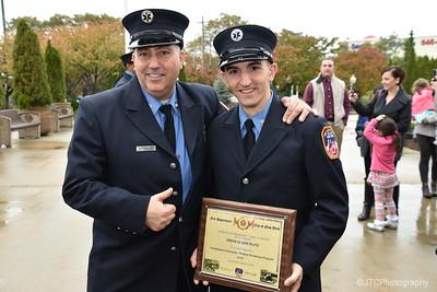 FDNY EMS 16-03 Graduation 10-27-2016