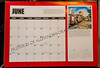 FireTrucks in Action calendar 2018 inset