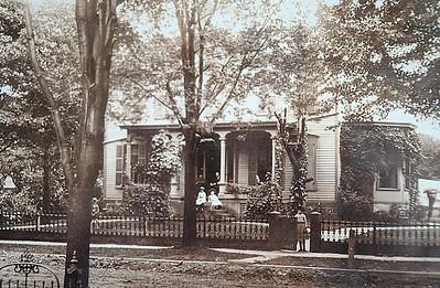 Monteith Hall circa 1870
