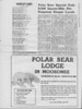 Moosetalk newspaper 1970 June 25th. Polar Bear Park. Hawley Lake. Polar Bear Lodge ad.