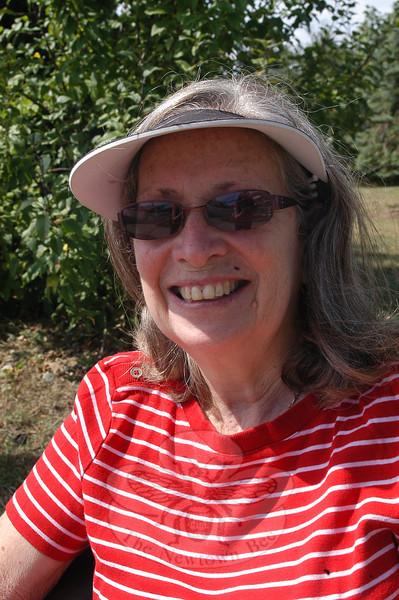 Newtown Bee: Why did you attend this year's Labor Day Parade? Ilene Dresner: We had come the year before the hurricane and enjoyed it, and thought why not? And it was a gorgeous day. (Bee photo)
