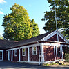 Apex Glass is at 10 Riverside Road, in a former deli and antique schoolhouse. (Crevier photo)