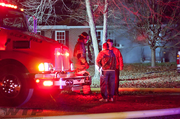 NEWS-Gilmore house fire