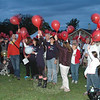 Several hundred people participated in the Leukemia and Lymphoma Society's Light The Night event on Saturday, September 29, at Fairfield Hills.   (Gorosko photo)