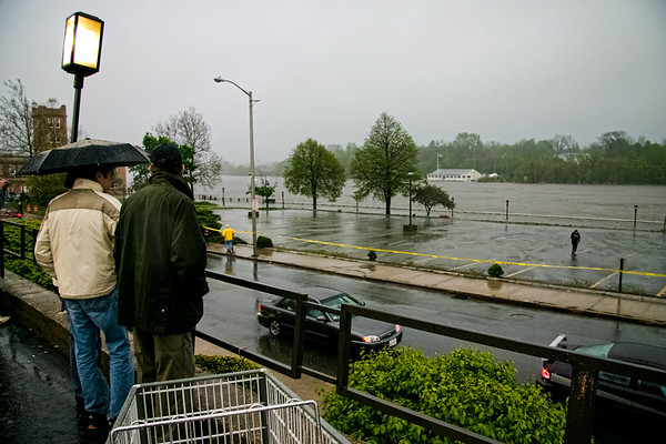 New England Flood of 2006 - Haverhill, MA (May 2006)